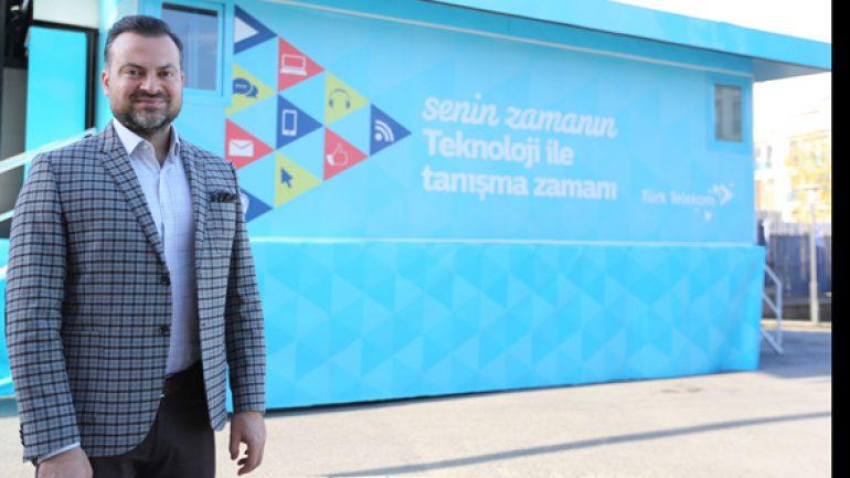 Türk Telekom'un 'Teknoloji Seferberliği' Projesi
